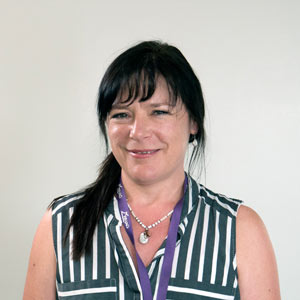 Gill, Service Manager Complex Needs CWaC