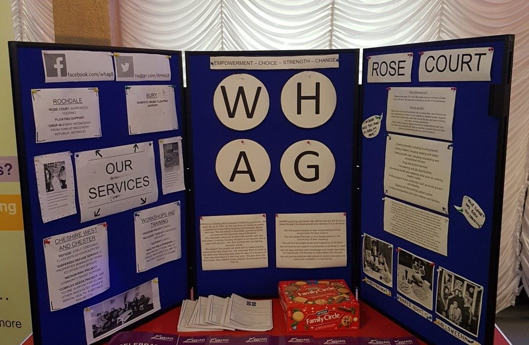 WHAG Celebrate International Womens day 2019
