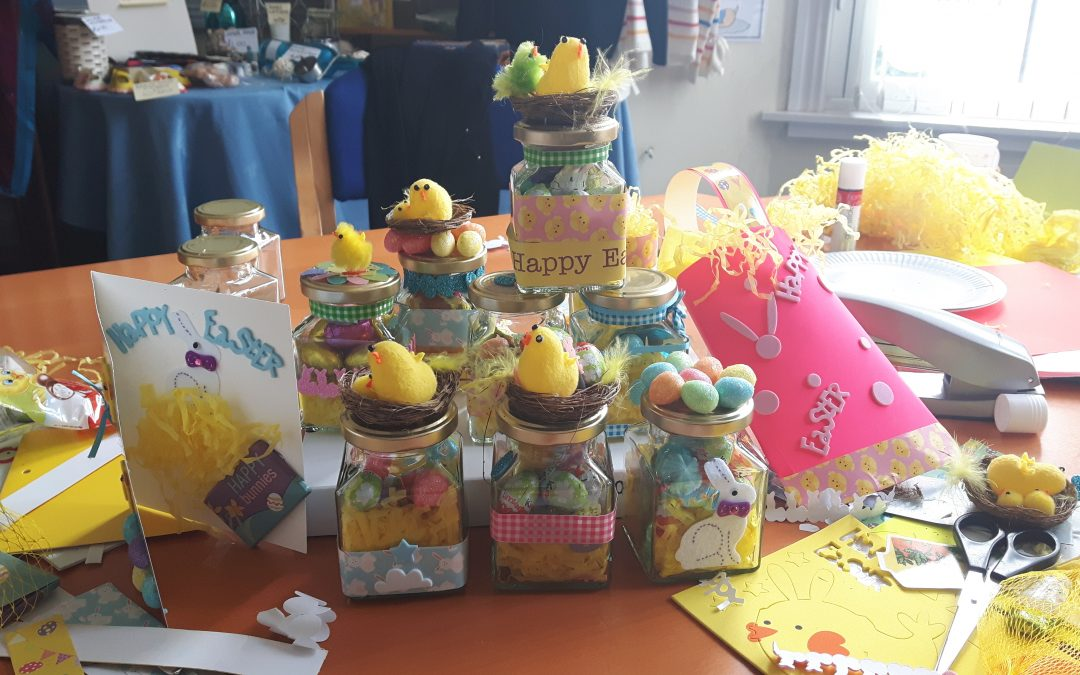 WHAG celebrate Easter
