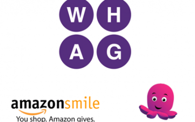 Support WHAG through shopping – Amazon Smile and Octopus energy